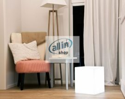 8 Seasons Design dekoratív lámpa kocka 43 x 43 cm