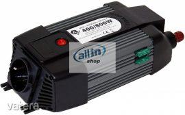 Autonik 351010 Voltage Converter 400/800 W 1 x 230 V/1 x USB 2.1 A