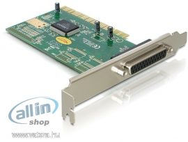 DELOCK PCI CARD 1X PARALLEL