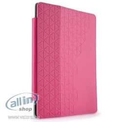 Case Logic iFOL-301 kemény polárkarbonát tok iPad 2/3 és 4. generációhoz, rózsaszín
