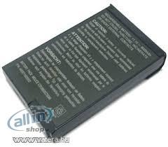 MITAC M8375 Utángyártott laptop akkumlátor