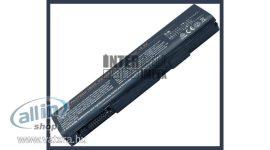 Toshiba PA3788U ,4400 mAh 6 cella fekete notebook/laptop akku/akkumulátor utángyártott
