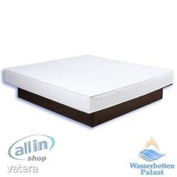 Premium Comfort vízágy burkolat - cipzáras felső / középső rész ,160 x 200cm