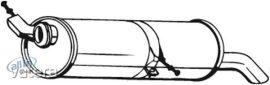BOSAL kipufogódob, 190-517 ,CITROËN C4, PEUGEOT 307