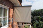 Leco kihúzható balkon térelválasztó,árnyékoló 120 x 200cm