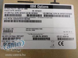 ÚJ-INTEL-SLC3L Xeon processzor-KIT-E7-4807-6-magos-szerver processzor IBM-88Y6070