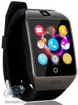 G-Tab W700 Intelligens óra Sim kártyával és Bluetooth-szal, fekete