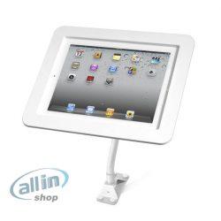 Maclocks FlexArm - Notebook állványok,fehér ,fém,-90 - 90 ° 360 ° iPad