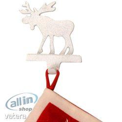 Insideretail karácsonyi harisnya tartó-rénszarvas