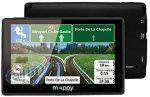 Mappy GPS Iti E438TU (nincs magyar nyelv benne)
