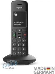 Gigaset C570HX vezeték nélküli (DECT) telefon (bázisállomás nélkül), kihangosítható, 200 neves telef