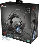 Trust GXT 383 Dion 7.1 mikrofonos fejhallgató