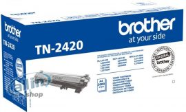 Brother TN-2420 fekete eredeti toner