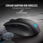 Corsair Harpoon RGB Wireless Gaming Egér - Fekete