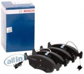 4 fékbetét készlet tárcsafék Bosch 0986494463 - Alfa Romeo Fiat Lancia (BS-0986494463)