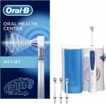 Oral-B Professional Care OxyJet Szájzuhany, 4 db fejjel, fehér