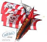 WindNSun - ref 2182061 Xkites 3D KalózHajó sérkány szett
