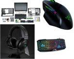 Gaming Konzolok, játékszoftverek,kiegészítők