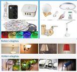 Világítás és elektronika