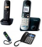 Vezetékes telefon  készülékek